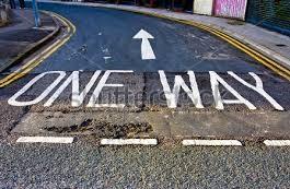 one way (2)