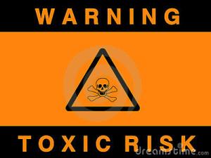 toxic risk